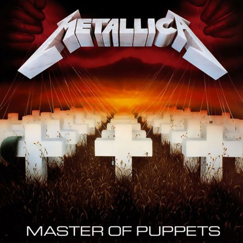 Metallica - Master of Puppets. People my age know this was THE album in high school and no other Metallica existed after the Black album!