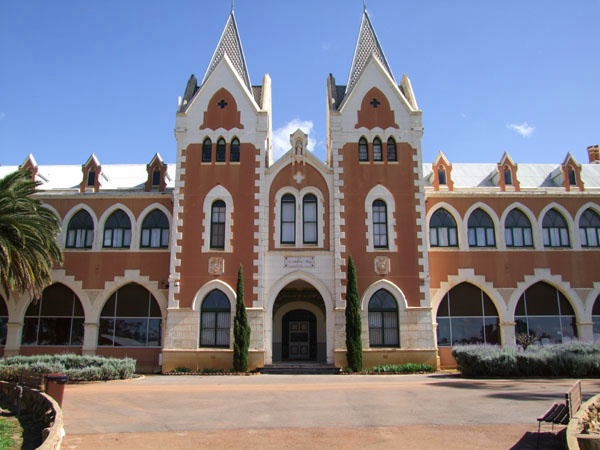 Pop up to New Norcia and explore Australia's only monastic town! #celebratewa