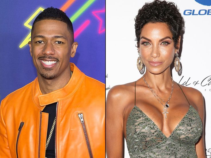 Mariah Carey's soon-to-be ex-husband Nick Cannon has been spending his days getting close with Michael Strahan's ex fiancee Nicole Murphy � get all the details on their Valentine's Day date here