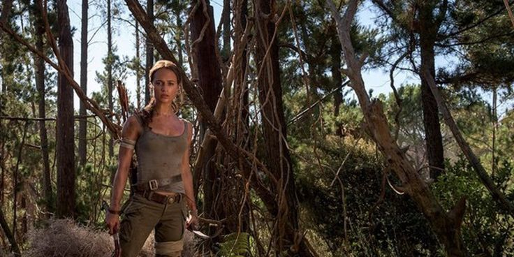 New Photos Reveal Laura Croft's Look for 'Tomb Raider' Reboot ...