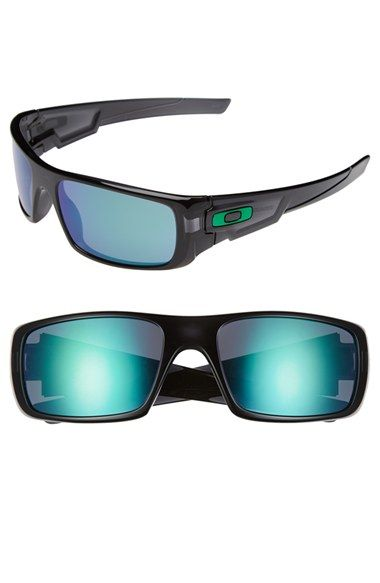 Oakley 'Crankshaft' 60mm Sunglasses available at #Nordstrom
