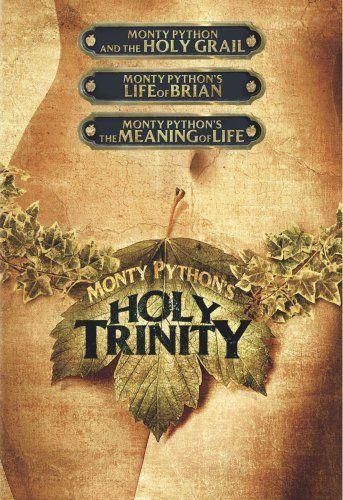 Monty Python Holy Trinity (Monty Python and the Holy Grail / Monty Python's Life of Brian / Monty Python's The Meaning of Life) MONTY PYTHON http://www.amazon.com/dp/B001E12ZAM/ref=cm_sw_r_pi_dp_Kigfub090CWQK