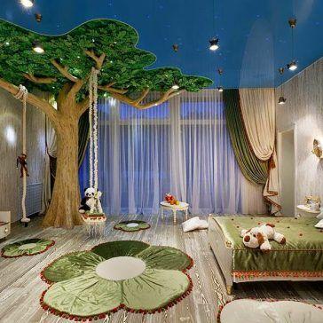 Sogni d'Oro: 10 Idee di design di camere da letto per i bambini