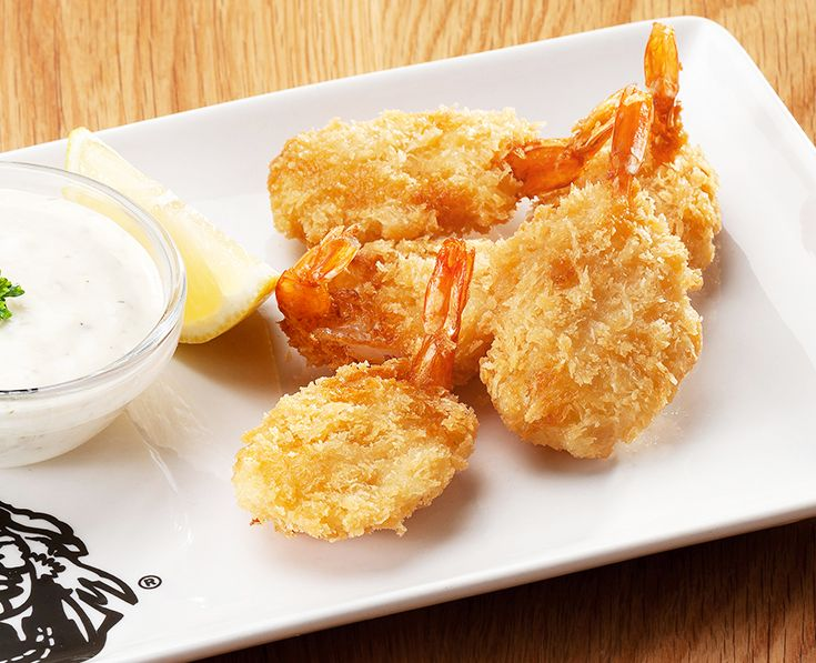 Butterfly Prawns: Delicious, lightly battered prawns, flash-fried and served with sweet chilli sauce. https://www.spur.co.za/menu/starters/