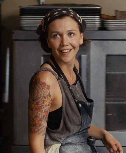 Stranger Than Fiction (2006). I must get a tattoo like this one.