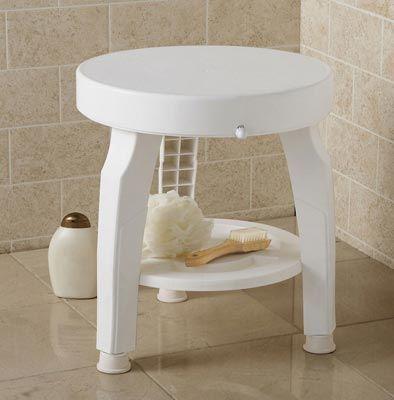 Water Proof Plastic Shower Seat Shower Seat Bath Stool