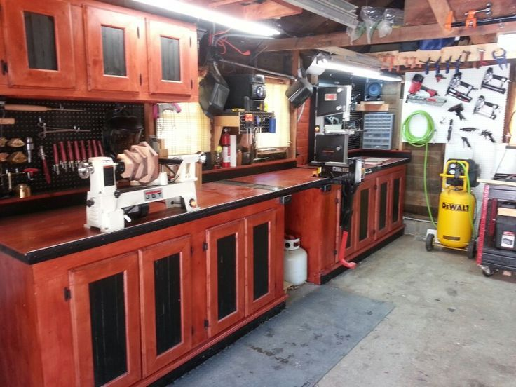 Garage Workbench - Reader's Gallery - Fine Woodworking