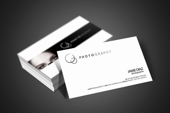 Photographer Business Card Template Awesome Grapher Business Card Photography Business Cards Template Free Business Card Templates Photographer Business Cards