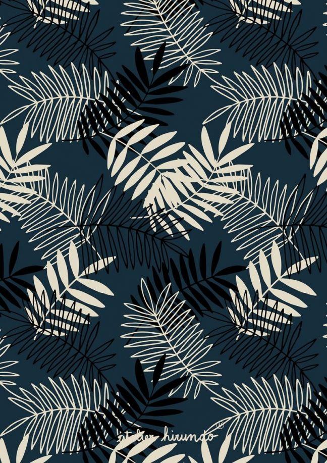 Atelier Hirundo / Elise Enjalbert / Copyright 2016 / #pattern #patterndesign…
