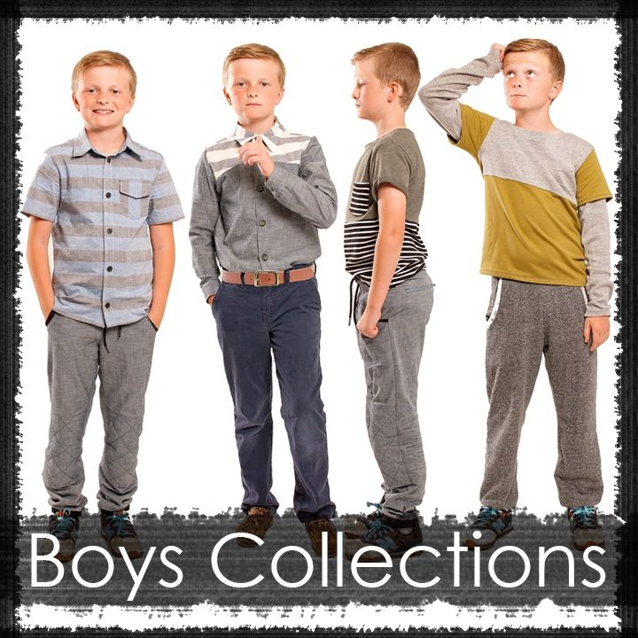 Image of Boys Vol. One Collection
