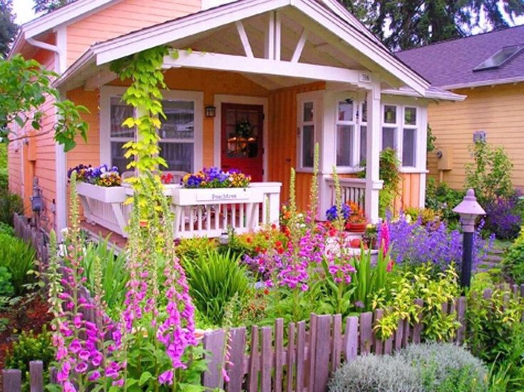 Exceptional 307 Best Cottages And Their Gardens Images On Pinterest | Architecture,  Landscaping And Gardening