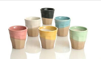 Ceramiche Bucci: bicchierini Picardie