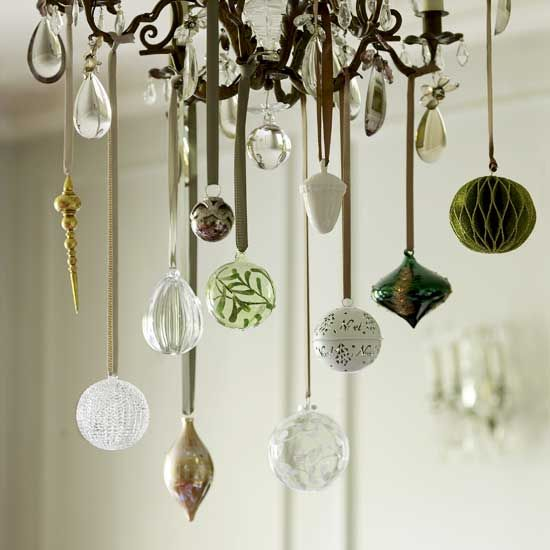 Chandelier Ornaments =)