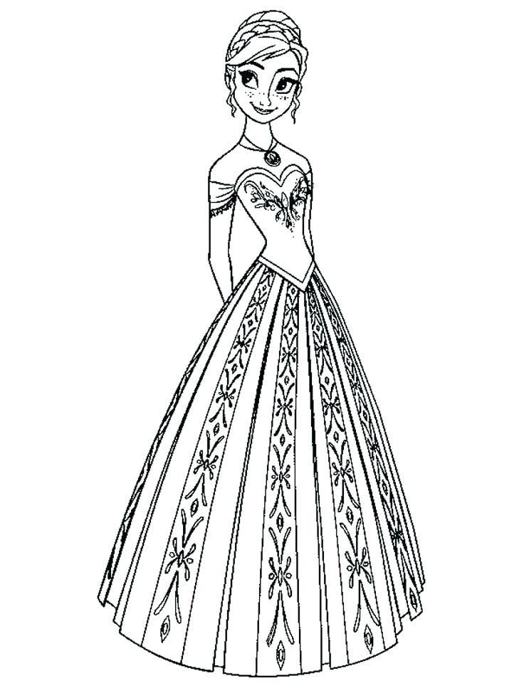 Elsa And Anna Pictures To Color And Coloring Color Pages Frozen Frozen Coloring Frozen Coloring Pages Princess Coloring Pages