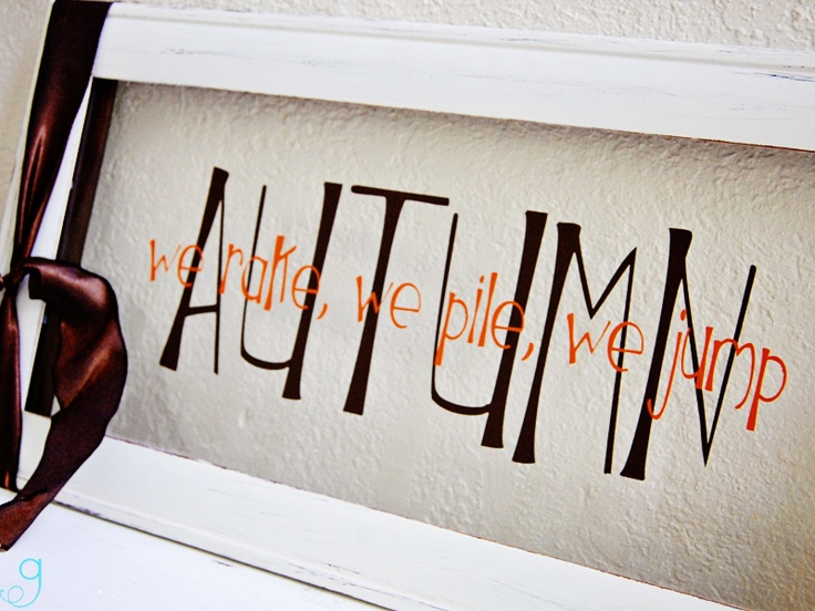 I could do this with my Cricut!