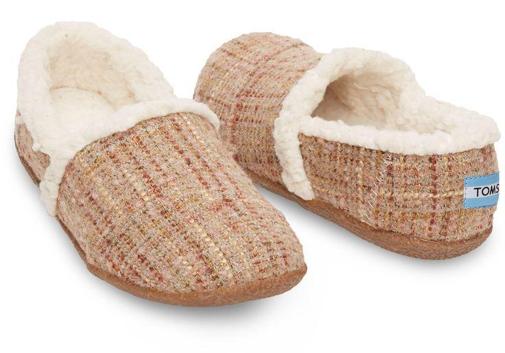 toms slippers women