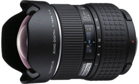 Zuiko Digital 7-14mm f4.0 Ultra-wide Zoom