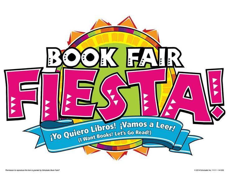 2014 Spring Scholastic Book Fair Elementary Preview Video.  2014 Spring Book Fair Theme is Fiesta!