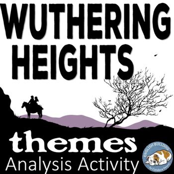 research paper on wuthering heights themes Sam collier is a senior research writer and provide help for wuthering heights essays and essays on wuthering heightsfeel free to contact for any sort of help in.