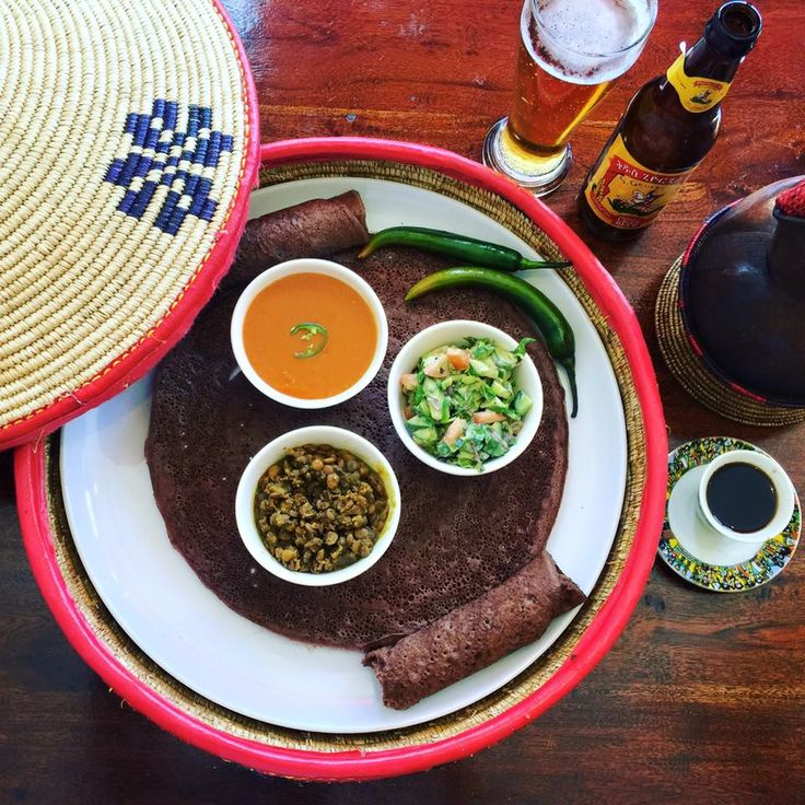 Saba's Ethiopian Restaurant, Melbourne