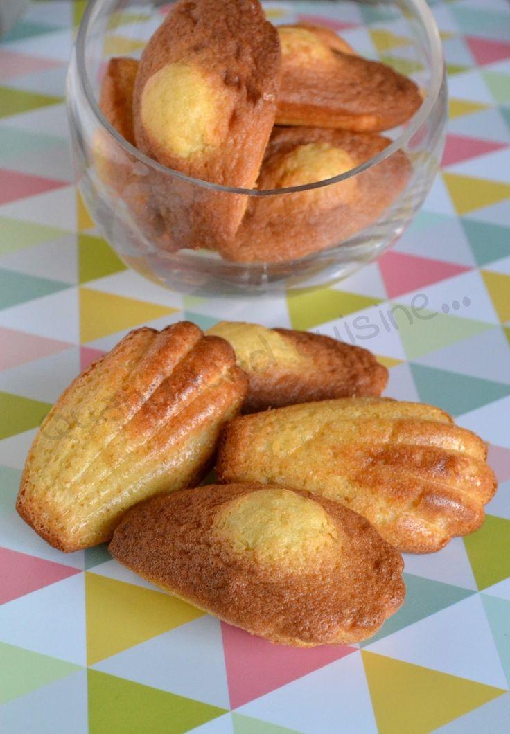 La madeleine parfaite selon Pascale Weeks
