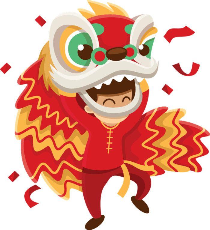 Chinese Lion Dance Png Download Original Version On Heypik Com Heypik Png Image Cool Effect Beautiful Backg Chinese Lion Dance Lion Dance Dance Vector