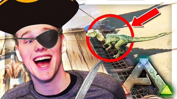 ARK: Survival Evolved Server - SAVING PRIVATE DINO! #5