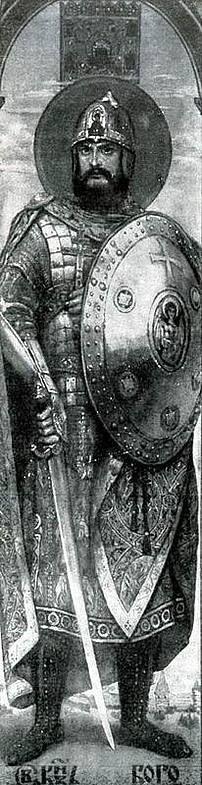 Великий князь Владимирский Андрей Боголюбский