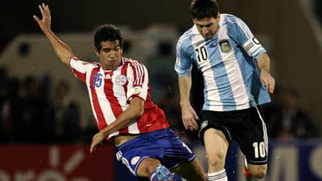 Copa América 2015: Que Lionel Messi siga festejando la Champions League, dijo Roque Santa Cruz #Peru21