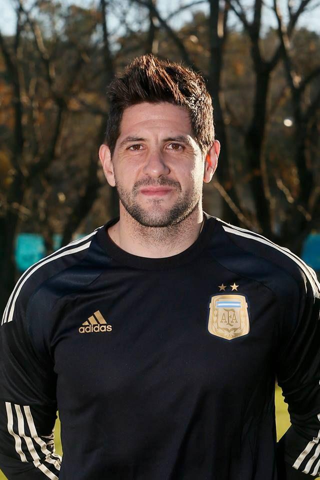 Jugadores de la selección Argentina Mundial Brasil 2014 - Agustín Orión