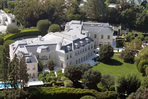 20 Pictures of Beyonce and Jay Z's New California House - Blogrope