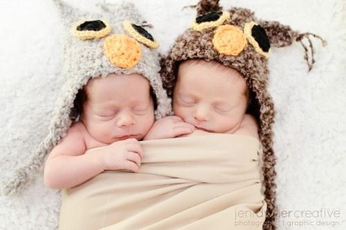 Twin owls :)