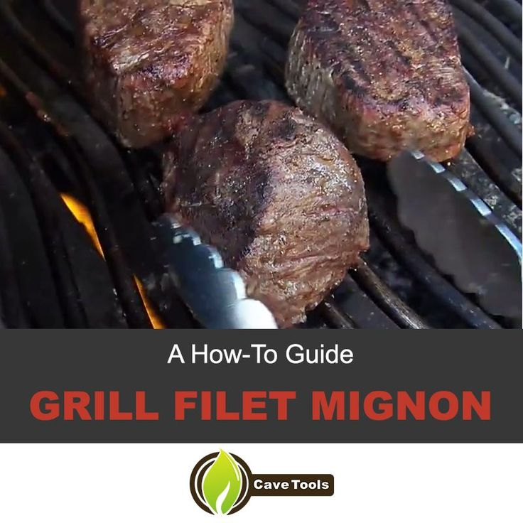 Grilling Filet Mignon: A How-To Guide    Get the best v shaped charcoal smoker box from Cave Tools here:https://cavetools.com/collections/cooking-tools/products/v-shaped-smoker-box-large