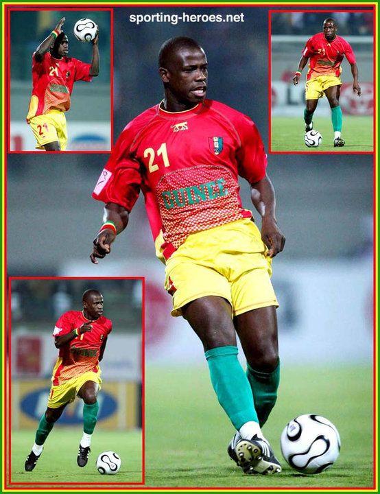 Daouda Jabi - Guinee - Coupe d'Afrique des Nations 2006