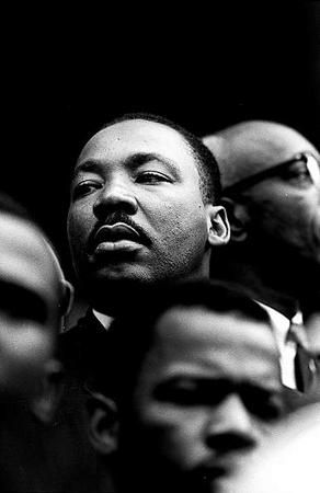 """If we are to have peace on earth, our loyalties must become ecumenical rather than sectional. Our loyalties must transcend our race, our tribe, our class, and our nation; and this means we must develop a world perspective."" (24 December 1967, Atlanta, GA) - Dr. Martin Luther King Jr."