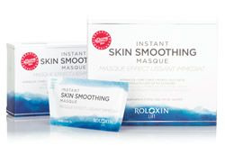 In just 10 minutes, the new Roloxin Lift Instant Skin Smoothing Masque plumps, lifts, firms and smoothes ageing skin to create a more youthful looking complexion with the results lasting for 24 hours!