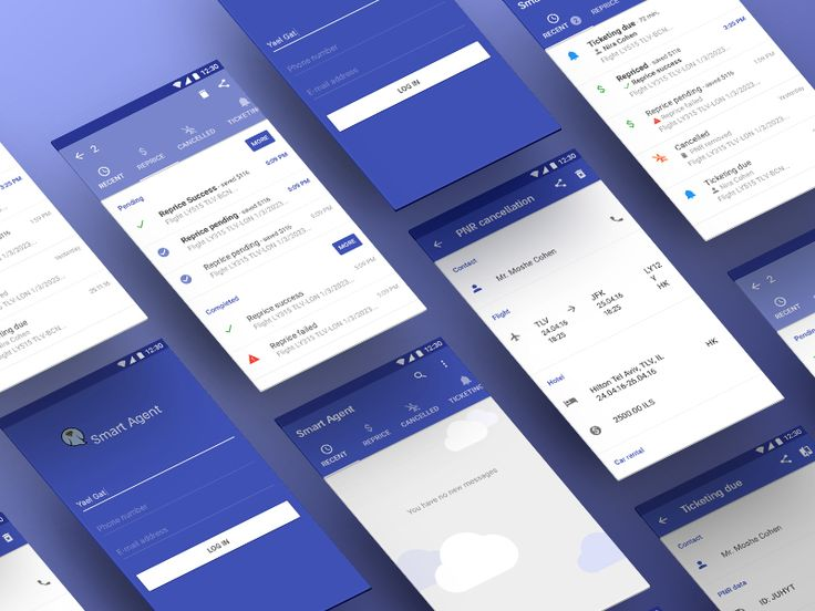 Smart Agent - Android by Mor Mendelevi