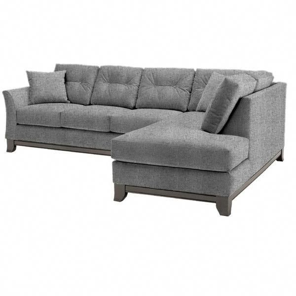Pleasing Apt2B Marco 2Pc Sectional Sofa Smoke Featuring Polyvore Inzonedesignstudio Interior Chair Design Inzonedesignstudiocom