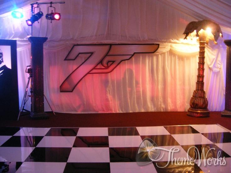 Casino royale theme party melbourne