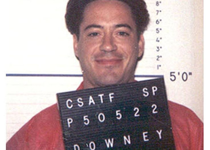 Robert Downey Jr. pardoned for felony drug conviction that sent him to prison