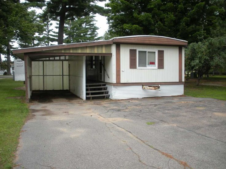 1982 Skyline Mobile / Manufactured Home in Merrill, WI via MHVillage.com