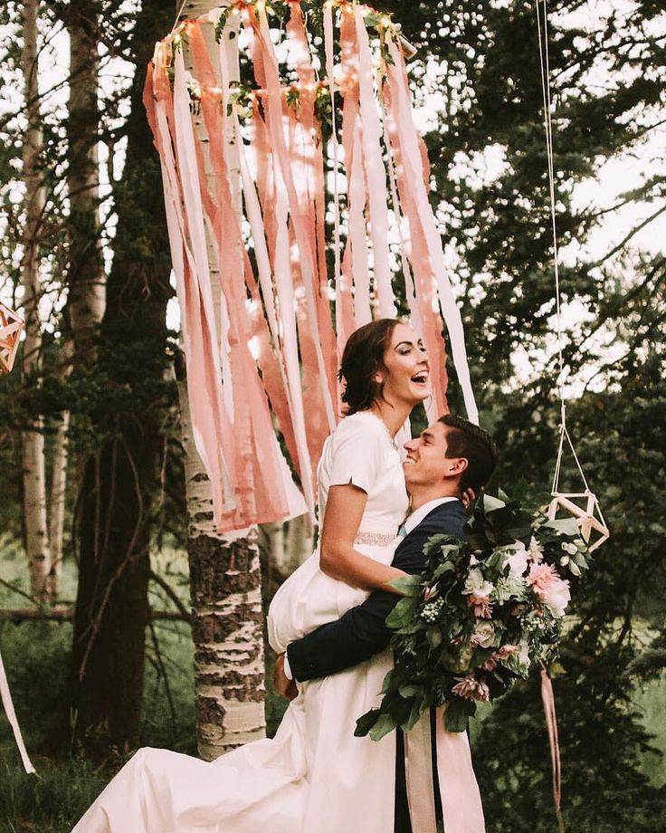 """Mountain Elopement Boho Wedding Inspiration 