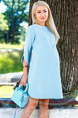 Платье туника беременной фото 1