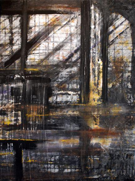 Angvert. Oil on canvas. 110 x 80 cm.