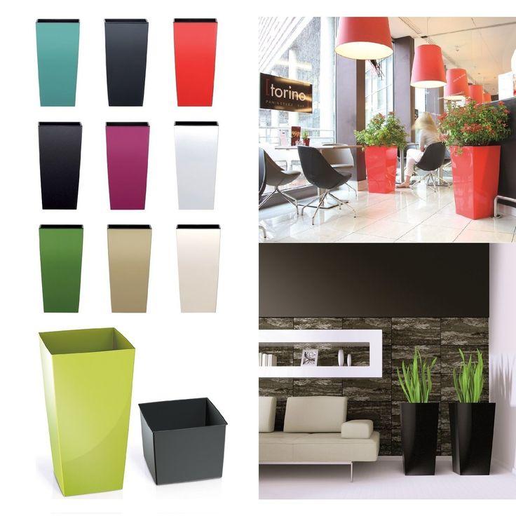 die 25 besten ideen zu blumenk bel gro auf pinterest pflanzk bel au en gro e pflanzgef e. Black Bedroom Furniture Sets. Home Design Ideas