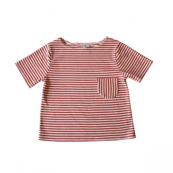 Red Sailor shirt. | Via My Little Square