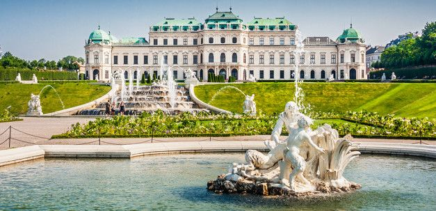 Eurovision Song Contest 2015 – Vienna is calling!