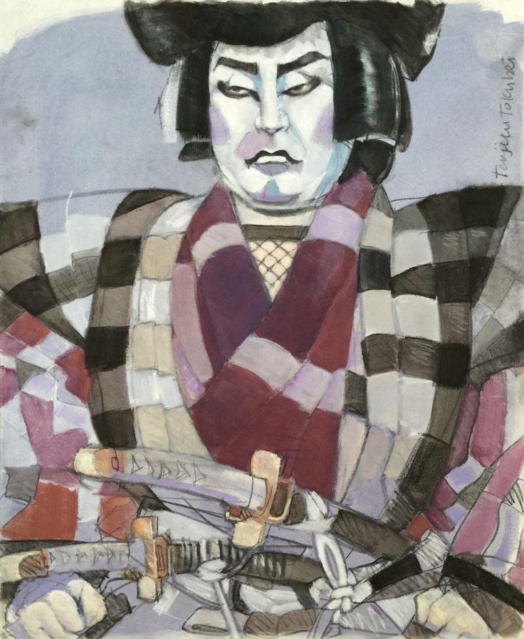 Artist Lynn Matsuoka; Secret World of Japanese Sumo and Kabuki – Takuya Duncan