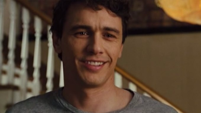 Джеймс Франко улыбается — Look At Me — MAG — поток «Крупный план»