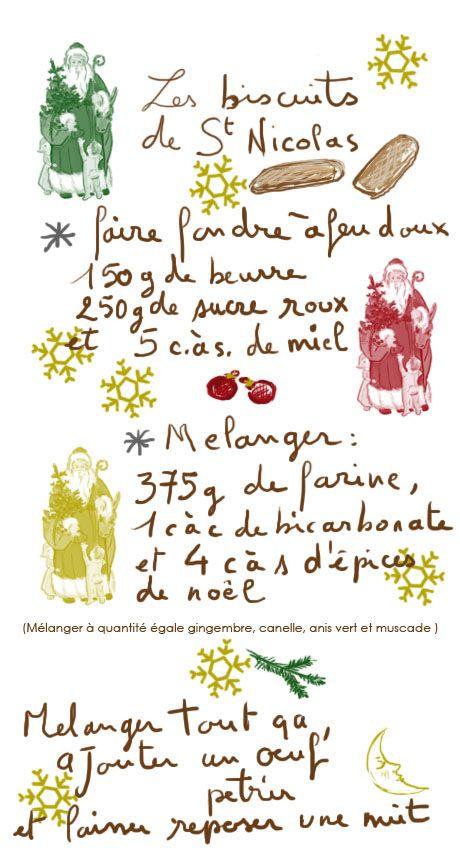 Biscuits de St-Nicolas